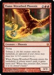 Flame-Wreathed Phoenix - Foil