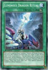Luminous Dragon Ritual - LVAL-EN062 - Common - 1st Edition