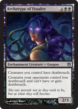 Archetype of Finality - Foil