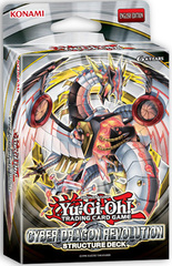 Cyber Dragon Revolution - 1st Edition