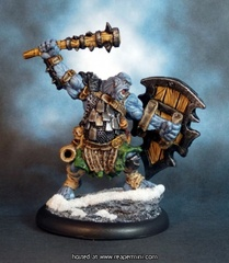 Kagunk, Ogre Chieftain