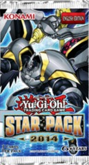 Star Pack 2014 1st Edition Booster Pack