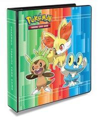Pokemon TCG - XY Kalos Chespin/Fennekin/Froakie - Ultra Pro 2