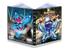 Pokemon 4-Pocket Portfolio Genesect/Porygon2 Black & White Plasma Blast
