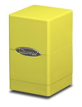 84182 - Ultra PRO Bright Yellow Satin Tower