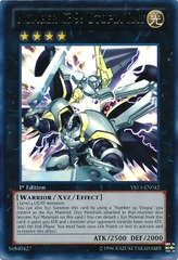 Number C39: Utopia Ray - SP14-EN022 - Common - 1st Edition