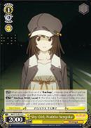 Shy Girl, Nadeko Sengoku - BM/S15-010 - U
