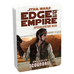 Star Wars: Edge of the Empire: Scoundrel Specialization Deck