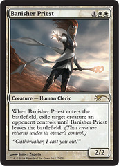 Banisher Priest (FNM Foil) on Channel Fireball