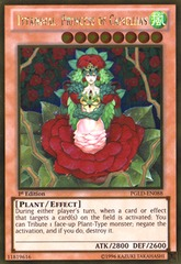 Tytannial, Princess of Camellias - PGLD-EN088 - Gold Rare - 1st Edition