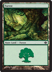 Forest (31) on Channel Fireball