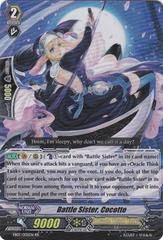 Battle Sister, Cocotte - EB07/005EN - RR on Channel Fireball