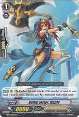 Battle Sister, Maple - EB07/025EN - C on Channel Fireball