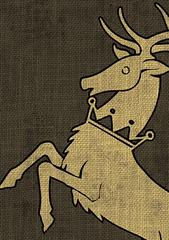 Art Sleeves: GoT House Baratheon 50 ct