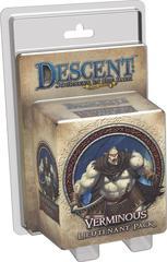 Descent: Journeys in the Dark (Second Edition)  Verminous Lieutenant Pack