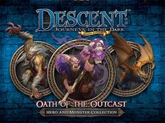 Descent: Journeys in the Dark (Second Edition)  Oath of the Outcast