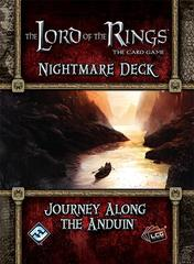 The Lord of the Rings: The Card Game  Nightmare Deck: Journey Along the Anduin