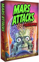 Mars Attacks: The Dice Game