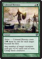 Colossal Heroics - Foil