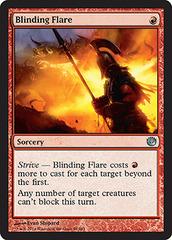 Blinding Flare - Foil on Channel Fireball