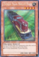 Express Train Trolley Olley - DRLG-EN037 - Secret Rare - 1st Edition