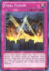 Final Fusion - DRLG-EN018 - Super Rare - 1st Edition