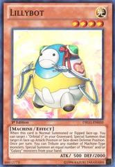 Lillybot - DRLG-EN050 - Super Rare - 1st Edition