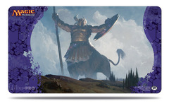 Ultra Pro Journey into Nyx Playmat - Iroas, God of Victory on Channel Fireball