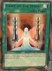 Fairy of the Spring - Purple - DL17-EN016 - Rare - Unlimited Edition on Channel Fireball