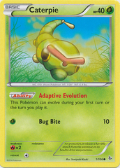 Caterpie - 1/106 - Common