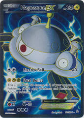 Magnezone-EX - 101/106 - Full Art Ultra Rare