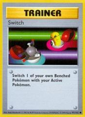 Switch - 95/102 - Common - Shadowless Edition