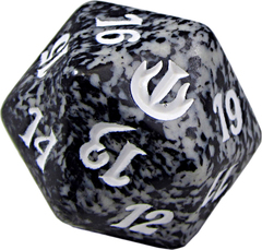 Magic Spindown Die - Journey into Nyx - Black