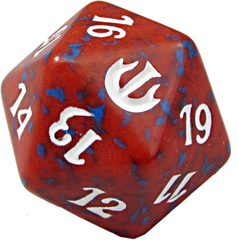 Magic Spindown Die - Journey into Nyx - Red