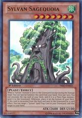 Sylvan Sagequoia - PRIO-EN021 - Ultra Rare - 1st Edition