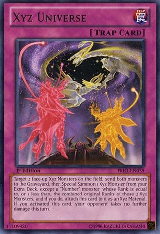 Yugioh Number 99 Universe Dragon Xyz Universe - ...