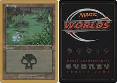 Swamp - Odyssey 340 - Carlos Romao - 2002
