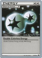 Double Colorless Energy - 92/99 - Ian Whiton - WCS 2013