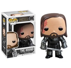 Funko Pop! Game of Thrones Series - #05 - The Hound