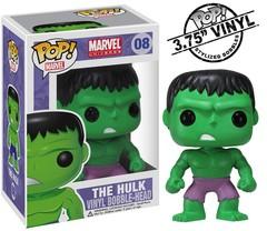 #08 The Hulk (Marvel Universe)