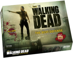 The Walking Dead (TV): The Best Defense © 2013 CRYPTOZOIC ENTERTAINMENT