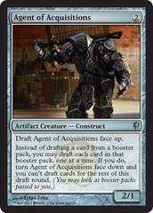 Agent of Acquisitions - Foil