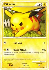 Pikachu - 78 - Promotional - Pokemon Day 2010 Stamped Promo