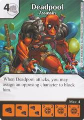 Deadpool - Assassin (Card Only)