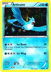 Articuno - 27 - Promotional - Cosmos Holo Black & White Two Pack Blister Exclusive
