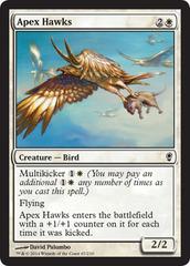 Apex Hawks - Foil on Channel Fireball