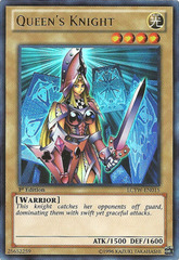 Queen's Knight - LCYW-EN015 - Ultra Rare - Unlimited Edition