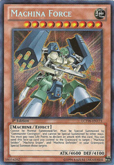 Machina Force - LCYW-EN171 - Secret Rare - Unlimited Edition