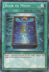 Book of Moon - LCYW-EN270 - Secret Rare - Unlimited Edition