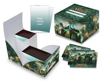 86168 - Ultra PRO Conspiracy Dual Deck Box and Sleeves (80 ct.)